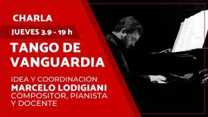 Tango de Vanguardia - Marcelo Lodigiani